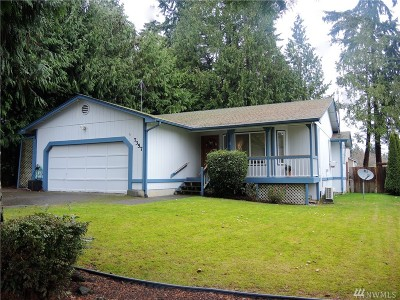 Port Orchard Single Family Home For Sale: 7357 E Ramblewood St