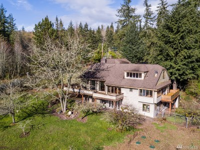 Bellingham Single Family Home Pending: 1791 Academy