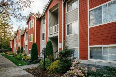 Mill Creek Condo/Townhouse For Sale: 15433 Country Club Dr #C205