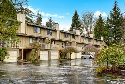 Mountlake Terrace Condo/Townhouse For Sale: 23401 48th Ave W #7