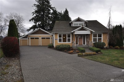 Sedro Woolley Single Family Home Sold: 21298 Clara Place