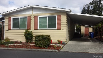 Mobile Home For Sale: 620 112th St SE #135