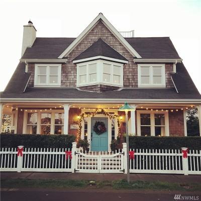 Grays Harbor County Single Family Home For Sale: 22 Trillium Lane