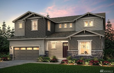 Lake Stevens Single Family Home For Sale: 11405 143rd Dr NE