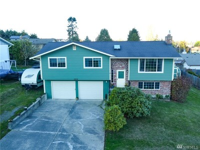 Anacortes Single Family Home For Sale: 1918 39th St