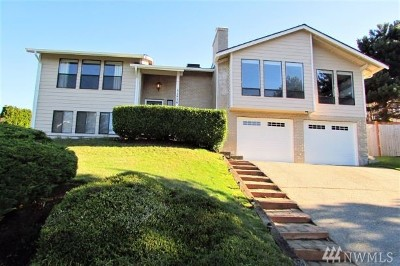 Federal Way Single Family Home For Sale: 32858 42nd Place SW