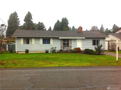 Steilacoom Single Family Home For Sale: 2313 Maple Lane