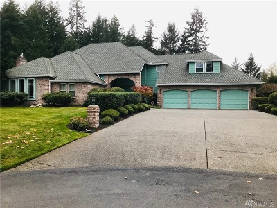Gig Harbor Single Family Home For Sale: 2612 52nd Ave NW