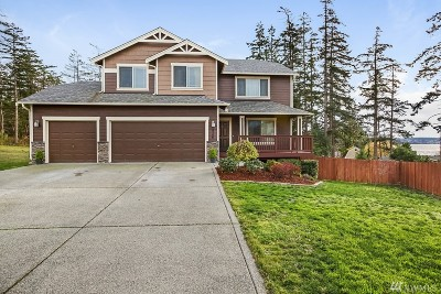 Oak Harbor Single Family Home Sold: 926 Cove View Cir