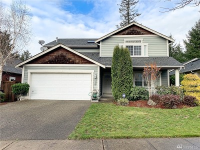 Lacey Single Family Home For Sale: 4508 Kapalea Wy SE