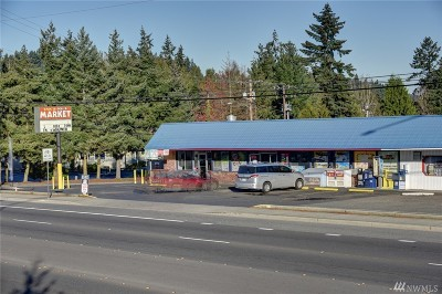 Bremerton Commercial For Sale: 4930 Kitsap Wy