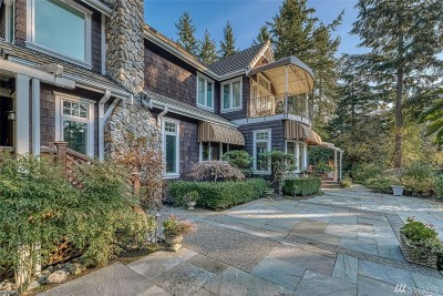 Gig Harbor Single Family Home For Sale: 12416 Tanager Dr NW