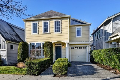 Bothell Condo/Townhouse For Sale: 23908 34th Ave SE