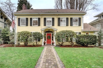 Single Family Home For Sale: 715 N Yakima Ave