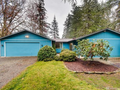 Woodinville Single Family Home For Sale: 15910 181st Place NE