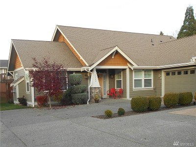 Tacoma Single Family Home For Sale: 7260 Rosemount Cir