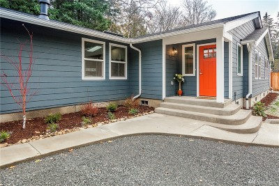 Lynnwood Single Family Home For Sale: 16927 Olympic View Drive