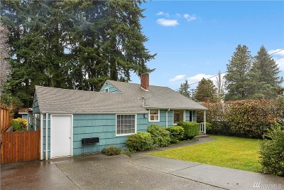 Single Family Home Sold: 14345 Bagley Ave N