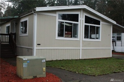 Auburn Mobile Home For Sale: 3501 Auburn Wy S #22