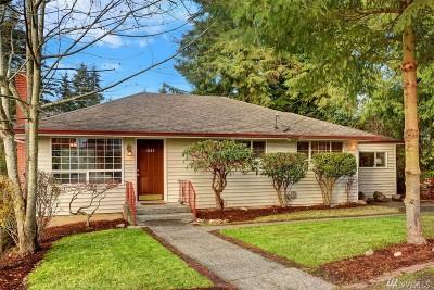 Shoreline Single Family Home For Sale: 1044 NE 188th St