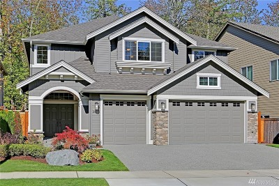 Sammamish Single Family Home For Sale: 26664 SE 9th Wy