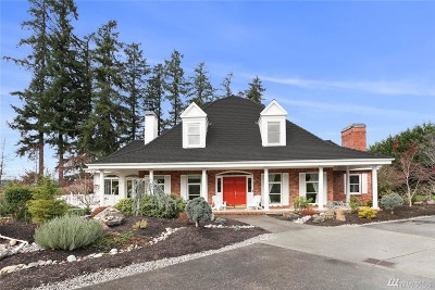 Sammamish Single Family Home For Sale: 19808 SE 8th St