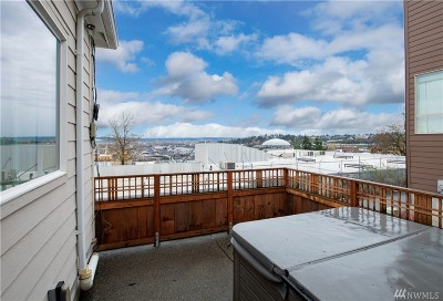 Single Family Home For Sale: 2127 S G St