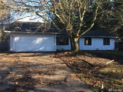 Federal Way Single Family Home For Sale: 33708 40th Ct SW