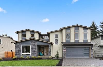 Kirkland Single Family Home For Sale: 11627 112th Ave NE