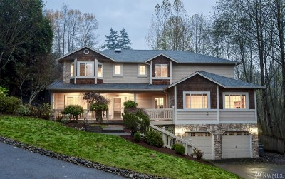 Mountlake Terrace Single Family Home Contingent: 23511 46th Ave W