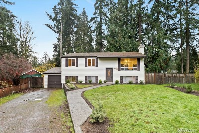 Lynnwood Single Family Home For Sale: 1704 215th St SW