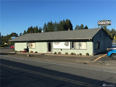 Olympia Commercial For Sale: 6620 Sexton Dr NW