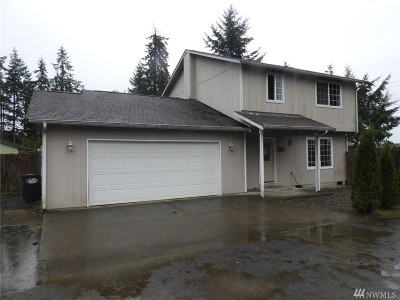 Olympia Single Family Home For Sale: 7012 Rixie Rd SE