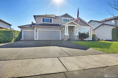 Puyallup Single Family Home For Sale: 17907 90th Ave E
