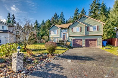 Puyallup Single Family Home For Sale: 2202 18th St SE