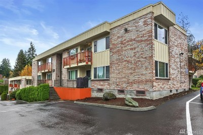 Everett Condo/Townhouse For Sale: 335 Heather Rd #302