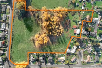 Edgewood Residential Lots & Land For Sale: 12224 21st St Ct E