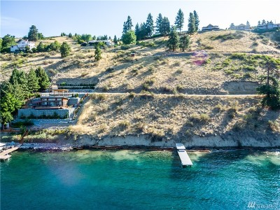 Chelan County, Douglas County Residential Lots & Land For Sale: 417 Bayshore Lane
