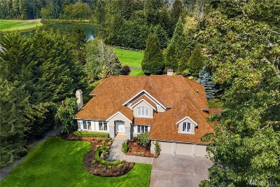 Sammamish Single Family Home For Sale: 24686 SE 9th Place