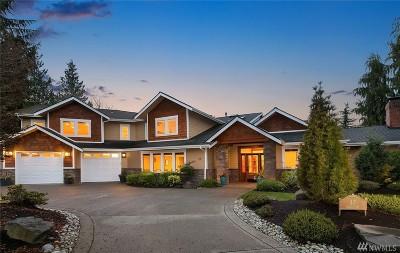 Bellevue Single Family Home For Sale: 43 Skagit Key