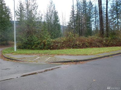 Snohomish County Residential Lots & Land For Sale: State Route 2