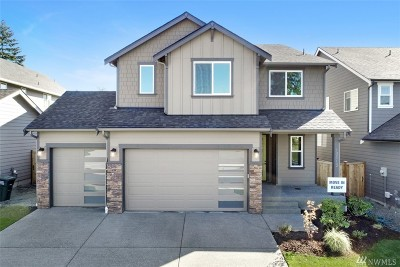 Puyallup Single Family Home For Sale: 12316 115th Ave E