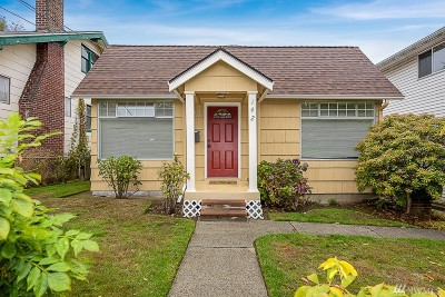 Seattle Multi Family Home For Sale: 142 N 83rd St