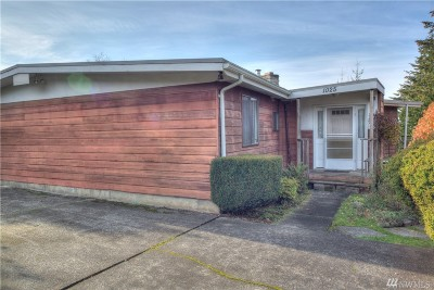 Bellingham Single Family Home Sold: 1025 Queen St