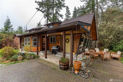 Gig Harbor Single Family Home Pending: 11504 149th Ave NW