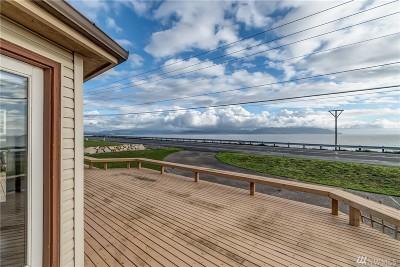 Bellingham Single Family Home Sold: 3073 Lummi Shore Rd