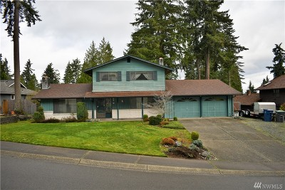 Everett Single Family Home For Sale: 3731 105th Place SE