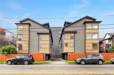 Condo/Townhouse For Sale: 5701 20th Ave NW