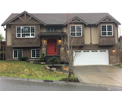 Bellingham WA Single Family Home For Sale: $599,000