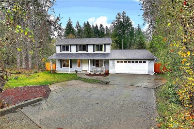 Gig Harbor Single Family Home For Sale: 13908 136th St Ct NW